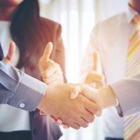 business-making-handshake-partnership-congratulation-merger-acquisition_28914-3